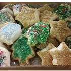 Holiday Shortbread Cookie Assortment