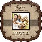 Vacation Memories Personalized Picture Frame