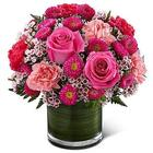 Deluxe Pink Pursuits Bouquet