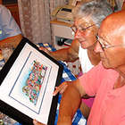 Personalized 50th Anniversary Art Print