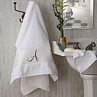 Monogram Elegance Bath Towel