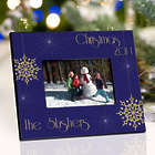 Personalized 4x6 Holiday Picture Frame