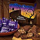 Halloween Dozen Bite Size Brownies Gift Box