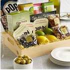 Cocktail Hour Gourmet Gift Basket