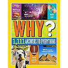 National Geographic Why Book of Answers for Kids