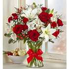 Large Fields of Europe Christmas Bouquet