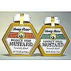 Three Jars of Honey Mustard