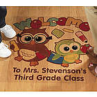Personalized Welcome To Our Class Floor Cling