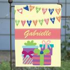 Birthday Girl Garden Flag