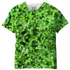 Sublimated Shamrock T-Shirt