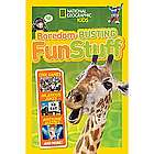 Boredom-Busting Fun Stuff Book for Kids