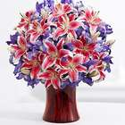 Premium Joyful Bouquet of Flowers