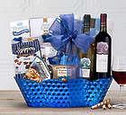 Baron Herzog Wine Cellars Kosher Duet Gift Basket