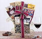 Houdini Napa Cabernet Sleigh Gift Basket