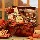 Gourmet Fall Harvest Gift Tray