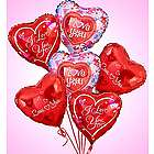 Love and Romance Air-Rangement Mylar Balloons