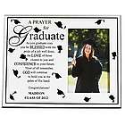 Personalized Graduate Prayer Photo Frame