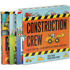 Construction Crew Children's Books Boxed Set