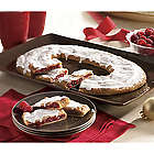 Hand-Rolled Raspberry and Pecan Kringles