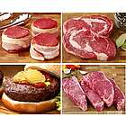 16-Piece Steak and Burger Grill Pack