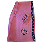 Monogrammed Ladies One Size Towel Wrap