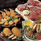 All-Time Favorites Steak and Seafood Plus Cheesecake