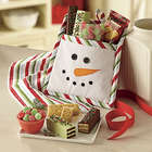 Snowman Oven Mitt Treat Assortment
