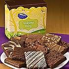 Welcome Baby Dozen Brownies Gift Box