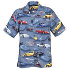 Corvette Hawaiian Camp Shirt
