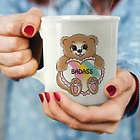 Bad*ss Teddy Bear Mug