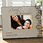 Perfect Pair Personalized Couple's Picture Frame