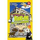 National Geographic Kids Funny Fill-in Mythology Adventure Book
