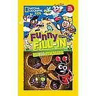 National Geographic Kids Funny Fill-in Bugs Adventure Book