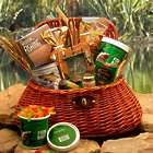 The Fishermans Fishing Creel Large Gift Basket