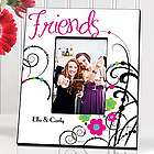 Cheerful Blooms Friendship Picture Frame