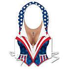 Women's Patriotic Vest
