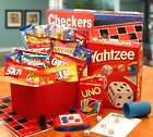 It's Game Time Boredom & Stress Relief Gift Basket