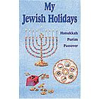 My Jewish Holidays Personalized Books