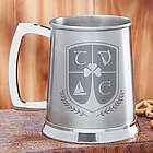 My Crest Personalized Tankard