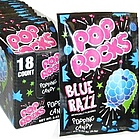 Pop Rocks Blue Razz Candy