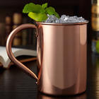Nikolay Extra Large Copper Mug