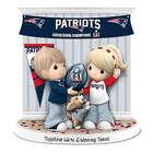 Together We're a Winning Team New England Patriots Figurine