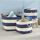 Nautical Basket Set