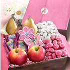 Hope and Happiness Fresh Fruit & Snacks Gift Box