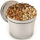 Triple Chocolate Caramel 2-Gallon Popcorn Tin