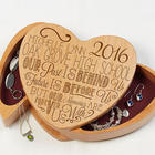 Graduation Memories Engraved Jewelry Box
