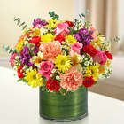 Cherished Memories Multicolor Bright Bouquet