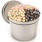 Let Them Eat Cake 1 Gallon Popcorn Tin