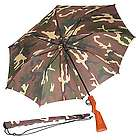 Camouflage Rifle Umbrella