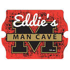 Stadium Man Cave Personalized Vintage Pub Sign